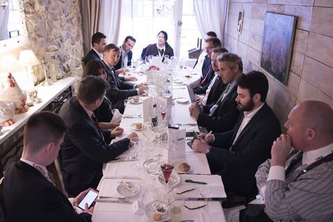 RESI Senate Lunch